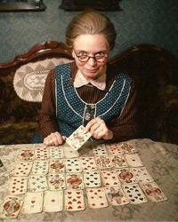 Kartenlegerin Anni